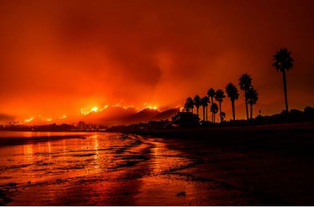 personal lines underwriting expertise for wildfire and brush exposure
